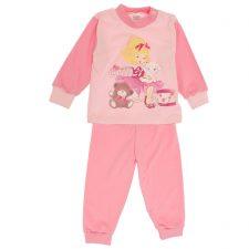 Piżamka różowa