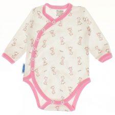 Body kopertowe żyrafka różowa