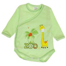 Body kopertowe seledynowe zoo