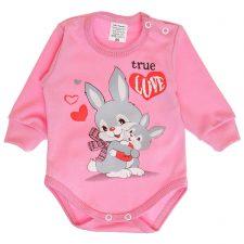 Body różowe króliczki