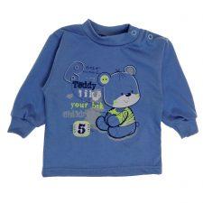 Bluzeczka niebieska