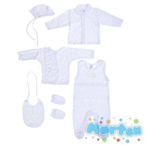 Wprawka niemowlęca - biała