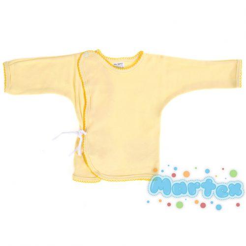 Koszulka niemowlęca - żółta