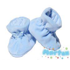 Buciki niebieskie