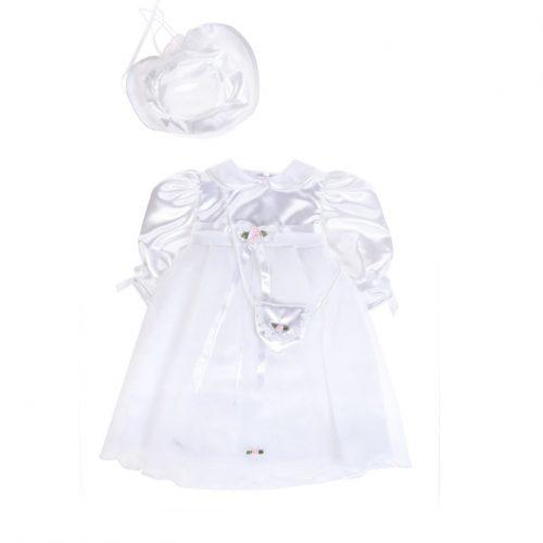Sukienka - biała