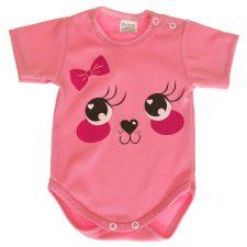 Body niemowlęce rózowe buźka