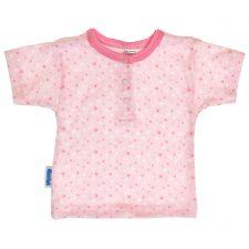 Koszulka różowe gwiazdki