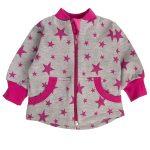 Bluza gwiazdki różowe