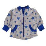 Bluza gwiazdki niebieskie
