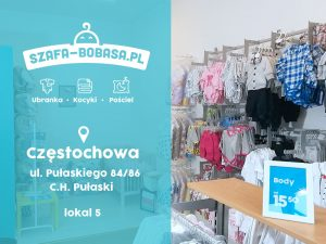 Sklep szafa-bobasa.pl Częstochowa