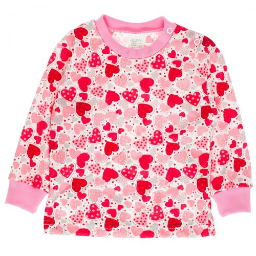 Piżama niemowlęca bluzka