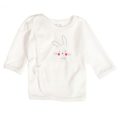 Koszulka niemowlęce króliczek